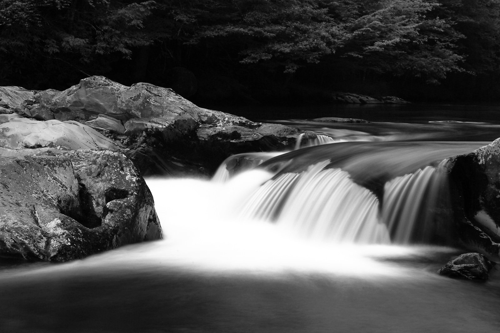 Black and white portfolio smoky mountain pictures eric gebhart photography