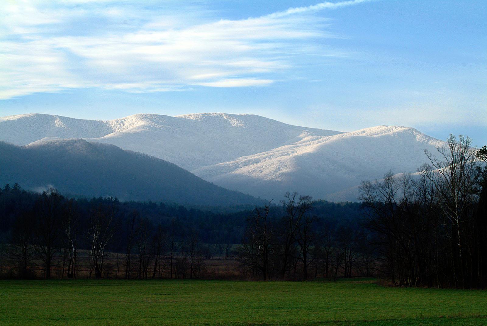 smoky mountain landscape portfolio